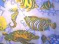 Tropical Fish Fabric